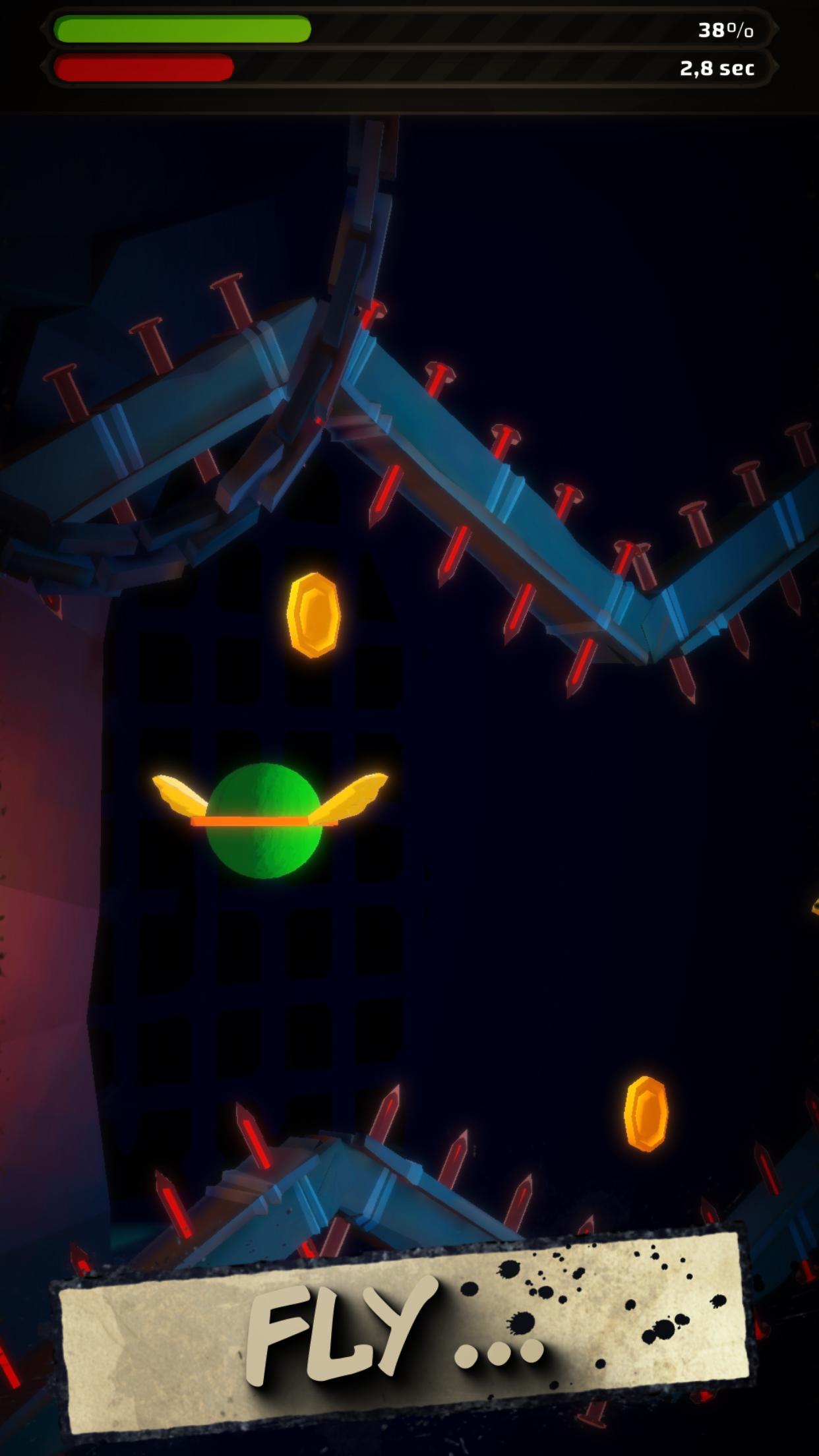 Screenshot 2: Nails: Escape the trap!