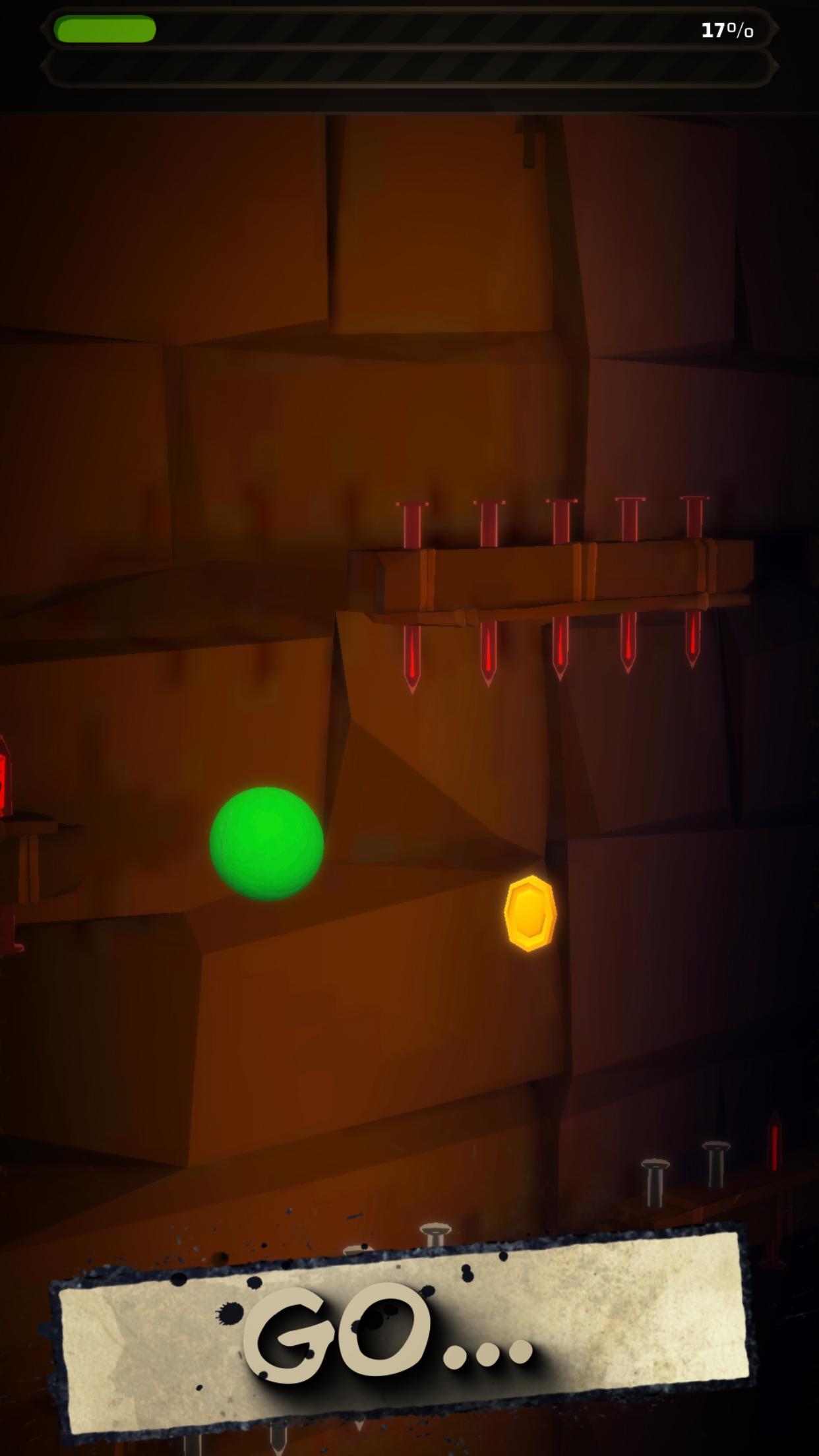 Screenshot 1: Nails: Escape the trap!