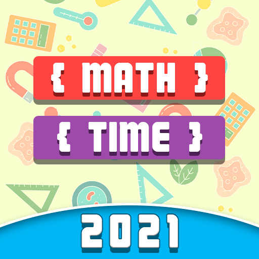Icon: Math Time: arithmetic, times tables, mental math