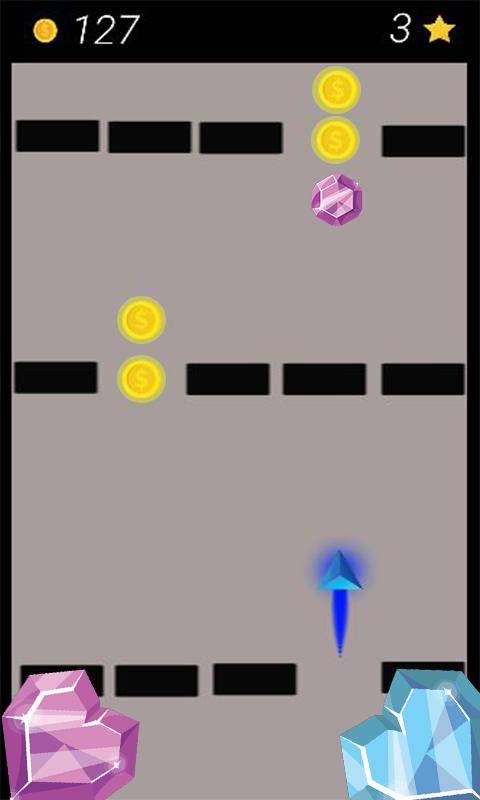 Screenshot 3: Move triangle