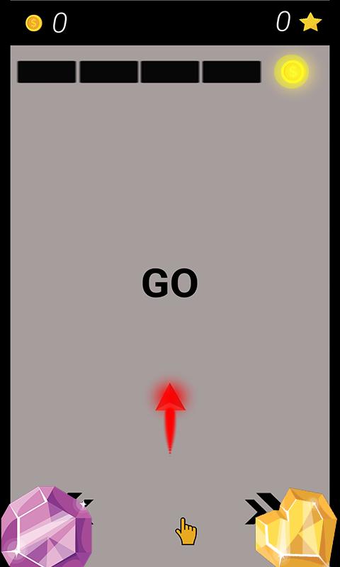 Screenshot 1: Move triangle
