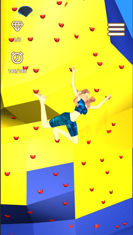 Screenshot 4: Beach Climber