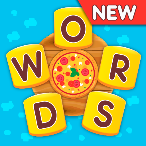 Pizza Word - Word Games Puzzles