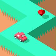 Icon: Sudden Turn Racing Zig Zag 3D