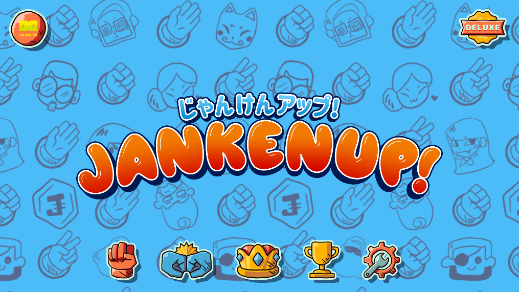 Screenshot 1: JanKenUP!