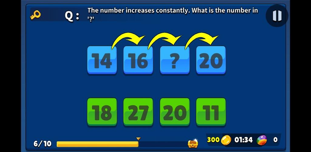 Screenshot 6: Math Shooting Game for Kids