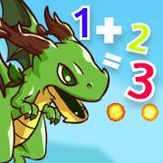 Icon: 数学射击游戏 : 为孩子们学习数学