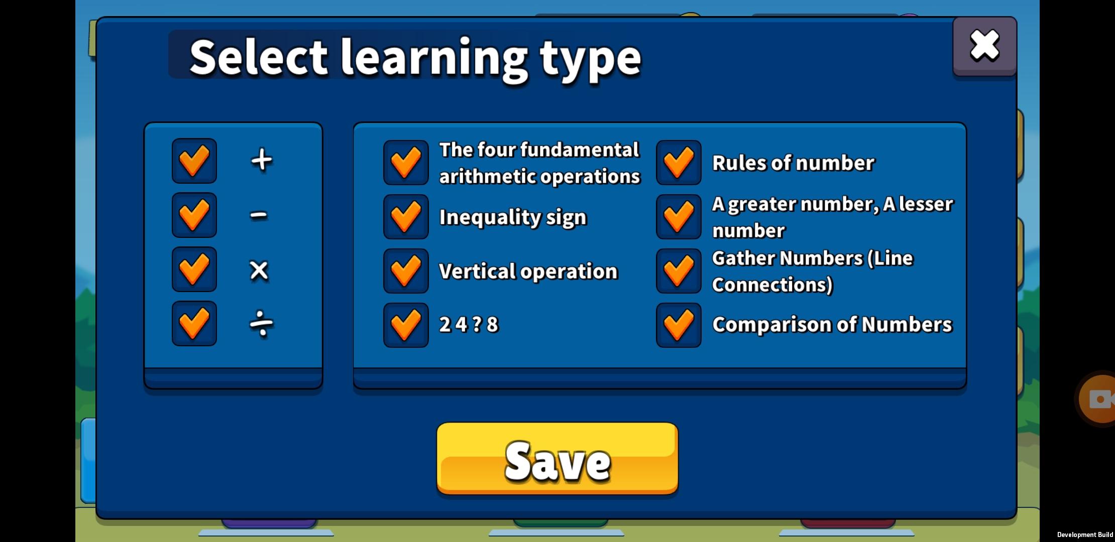 Screenshot 4: Math Shooting Game for Kids
