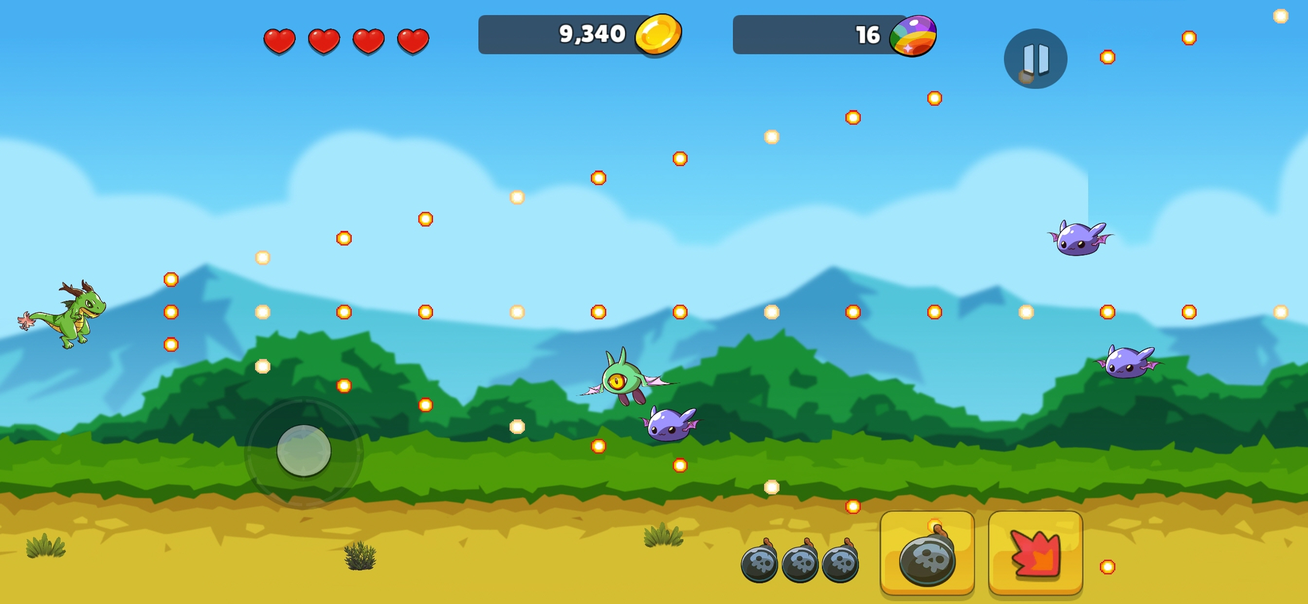 Screenshot 6: 수학 슈팅 게임 : 저학년 수학 학습용 게임