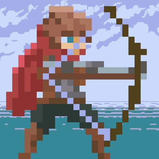 Icon: The Adventurer - Platformer