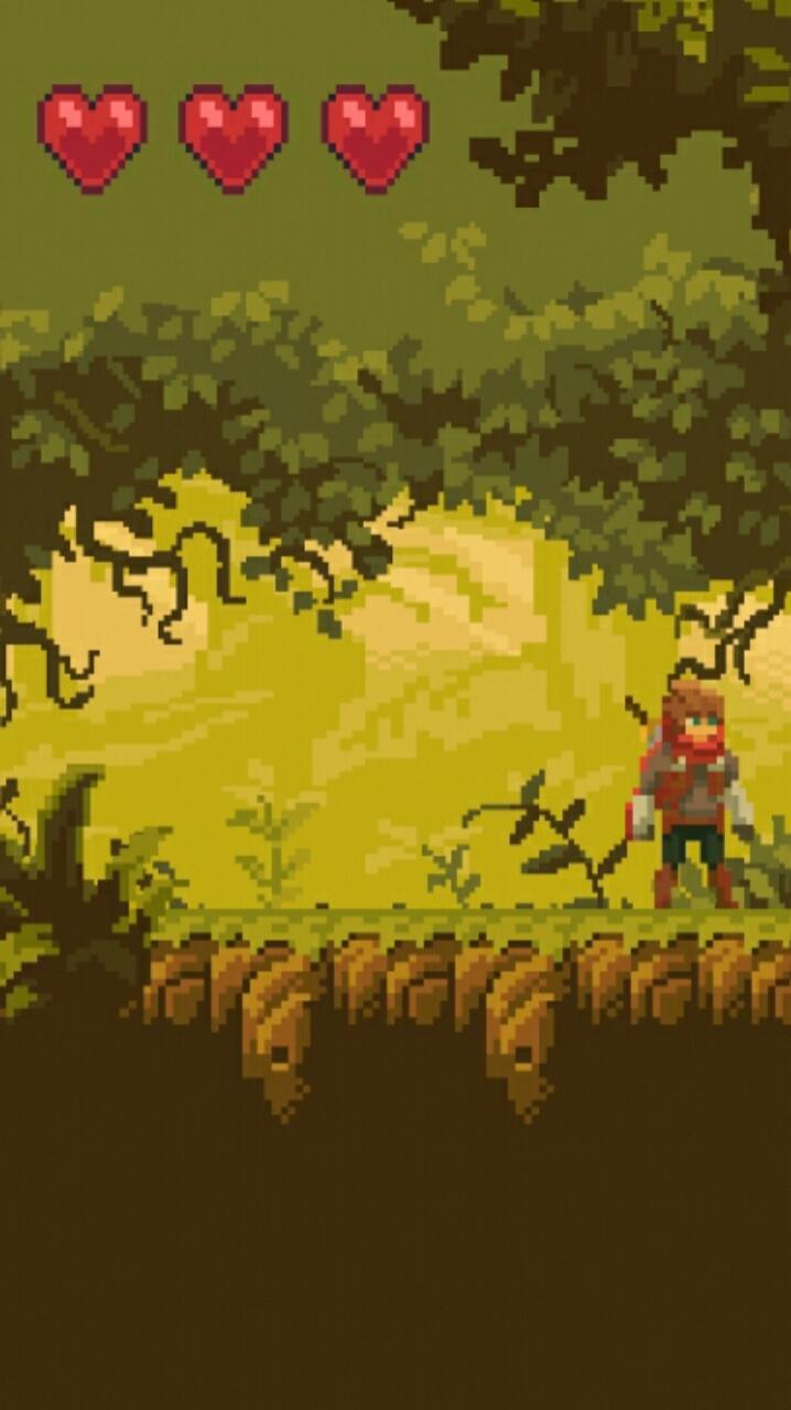 Screenshot 4: The Adventurer - Platformer