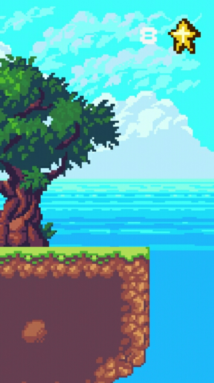 Screenshot 3: The Adventurer - Platformer
