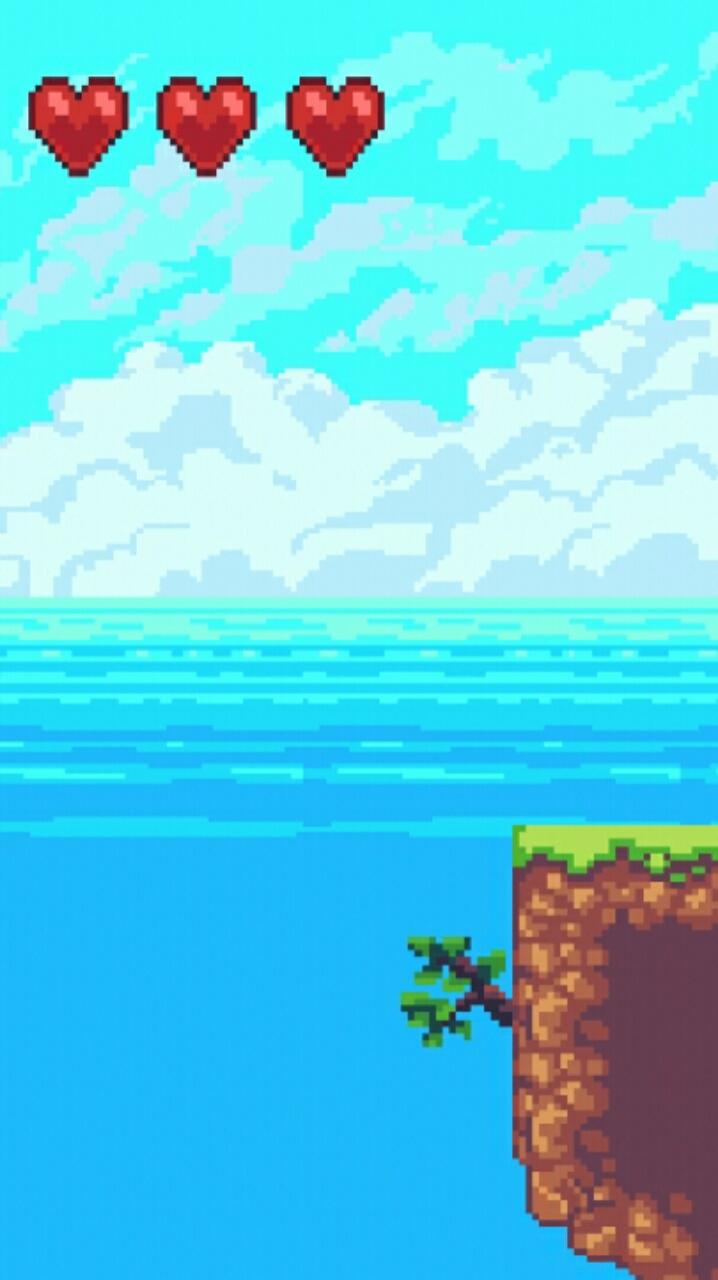 Screenshot 1: The Adventurer - Platformer