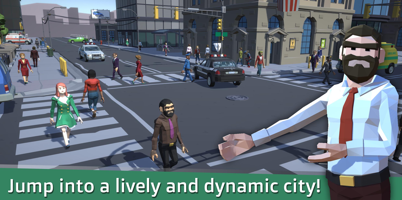 Screenshot 1: Sandbox City