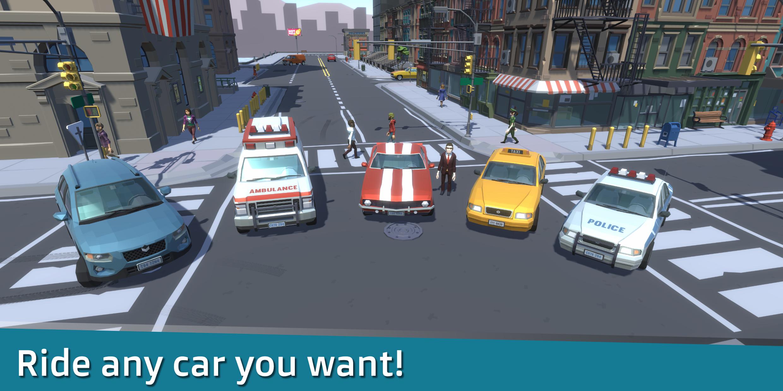 Screenshot 3: Sandbox City