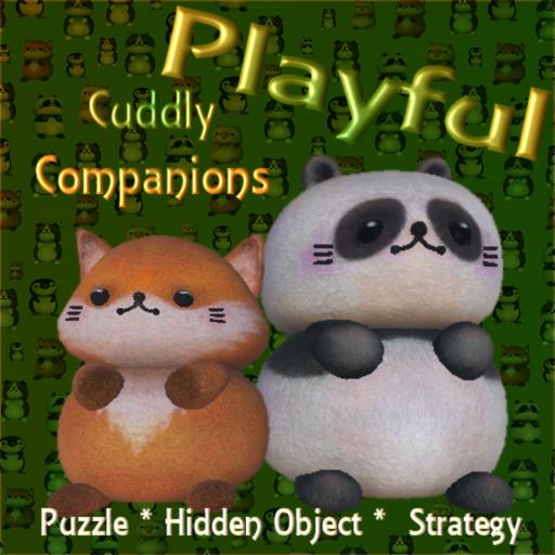 Playful Cuddly Companions