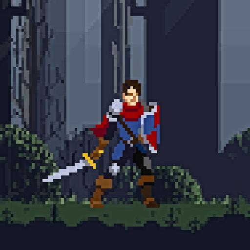 Icon: Tap Swordsman