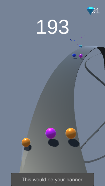 Screenshot 3: Color Race Mix