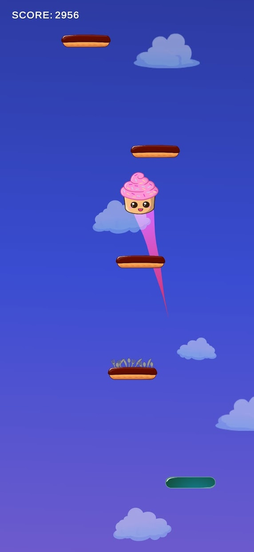 Screenshot 2: Cupcake Escape