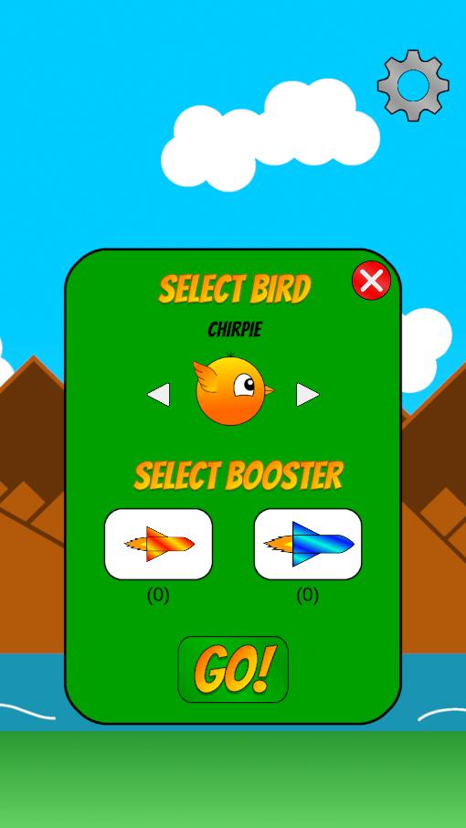 Screenshot 2: Adventures of Chirpie