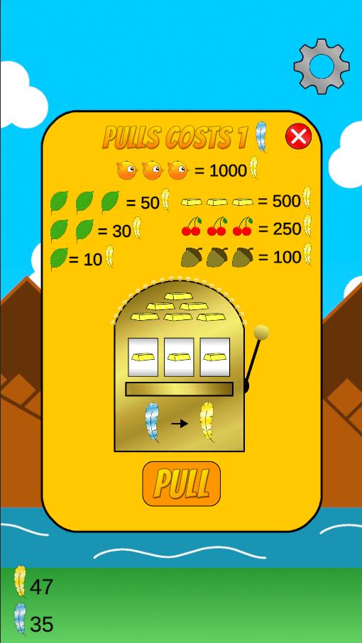 Screenshot 4: Adventures of Chirpie