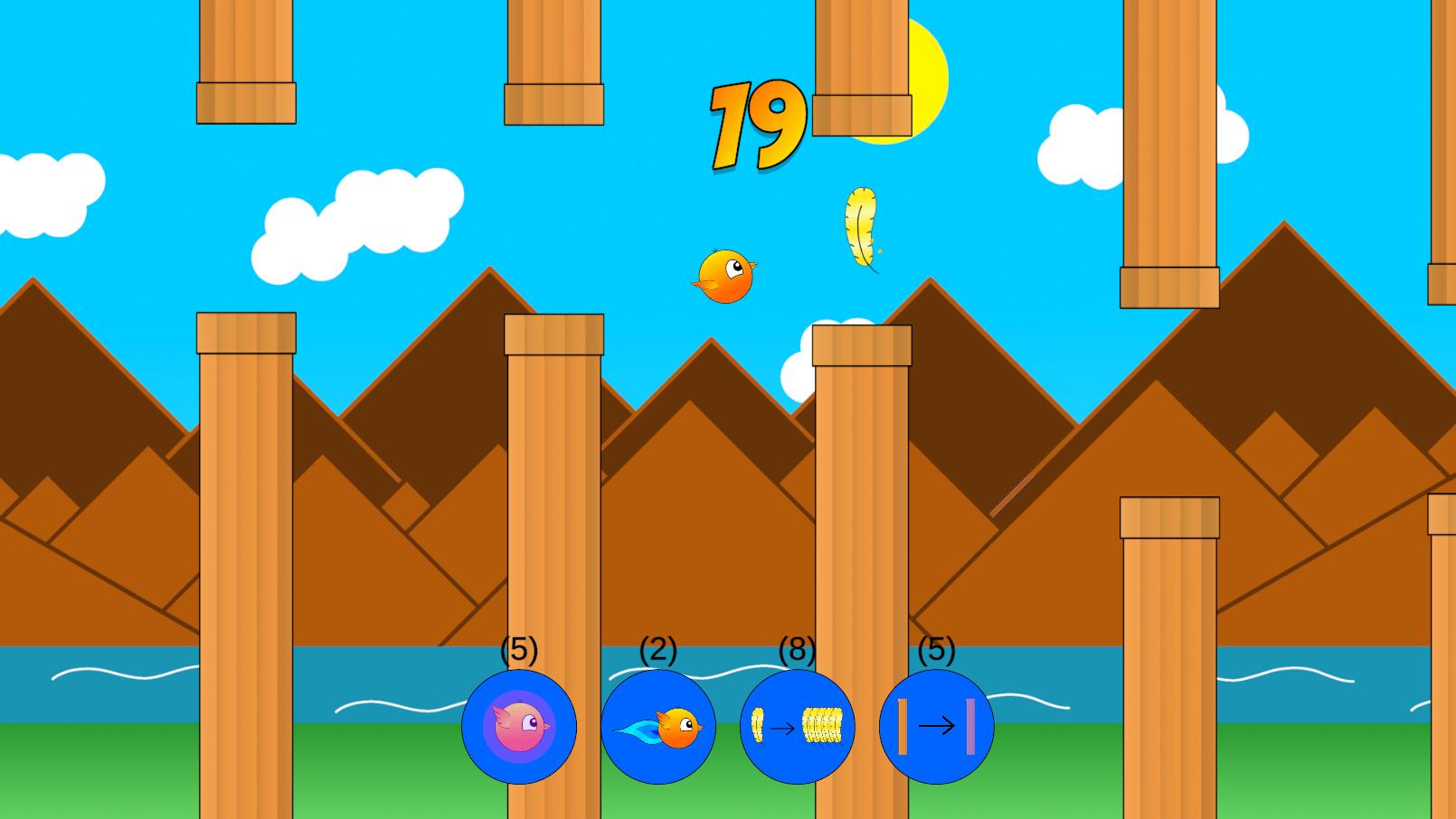 Screenshot 5: Adventures of Chirpie