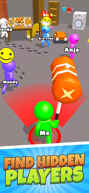 Screenshot 1: Found You