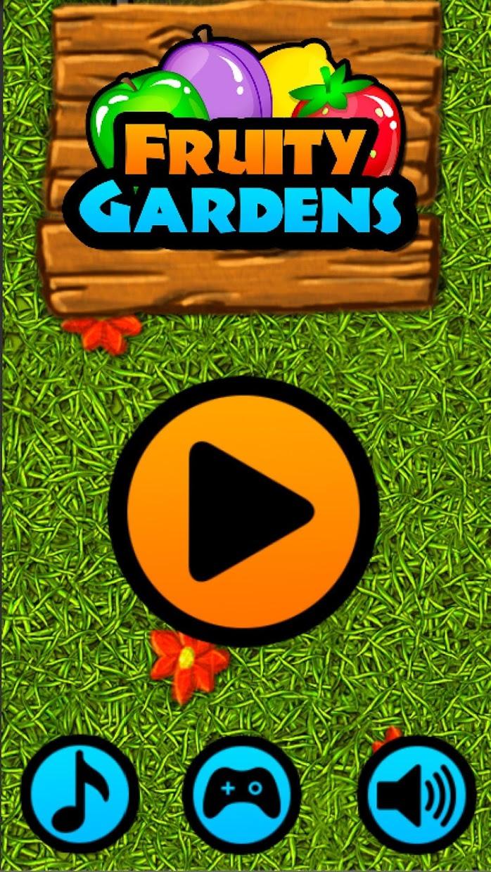 Screenshot 4: Fruity Gardens - Fruit Link Puzzle Game