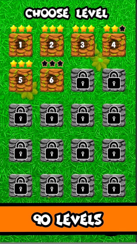 Screenshot 6: Fruity Gardens - Fruit Link Puzzle Game