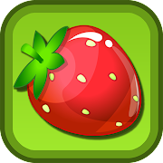 Icon: Fruity Gardens - Fruit Link Puzzle Game