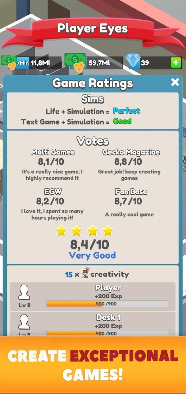 Screenshot 5: Idle Game Dev Empire