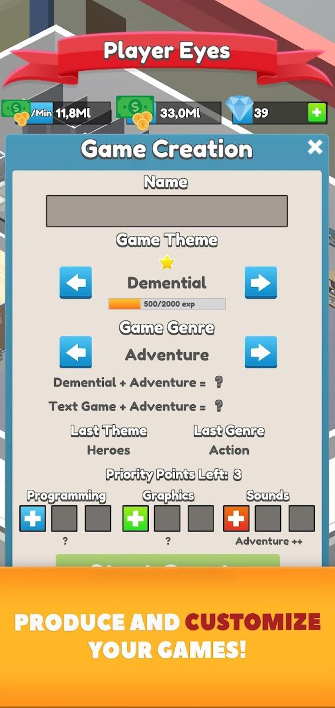 Screenshot 4: Idle Game Dev Empire
