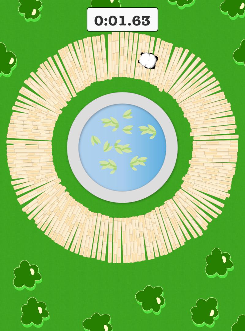 Screenshot 3: Run Left