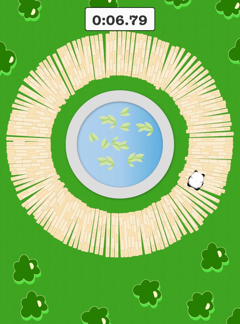 Screenshot 5: Run Left