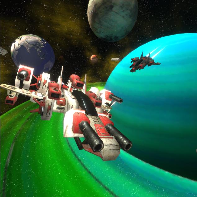 Battleships Collide
