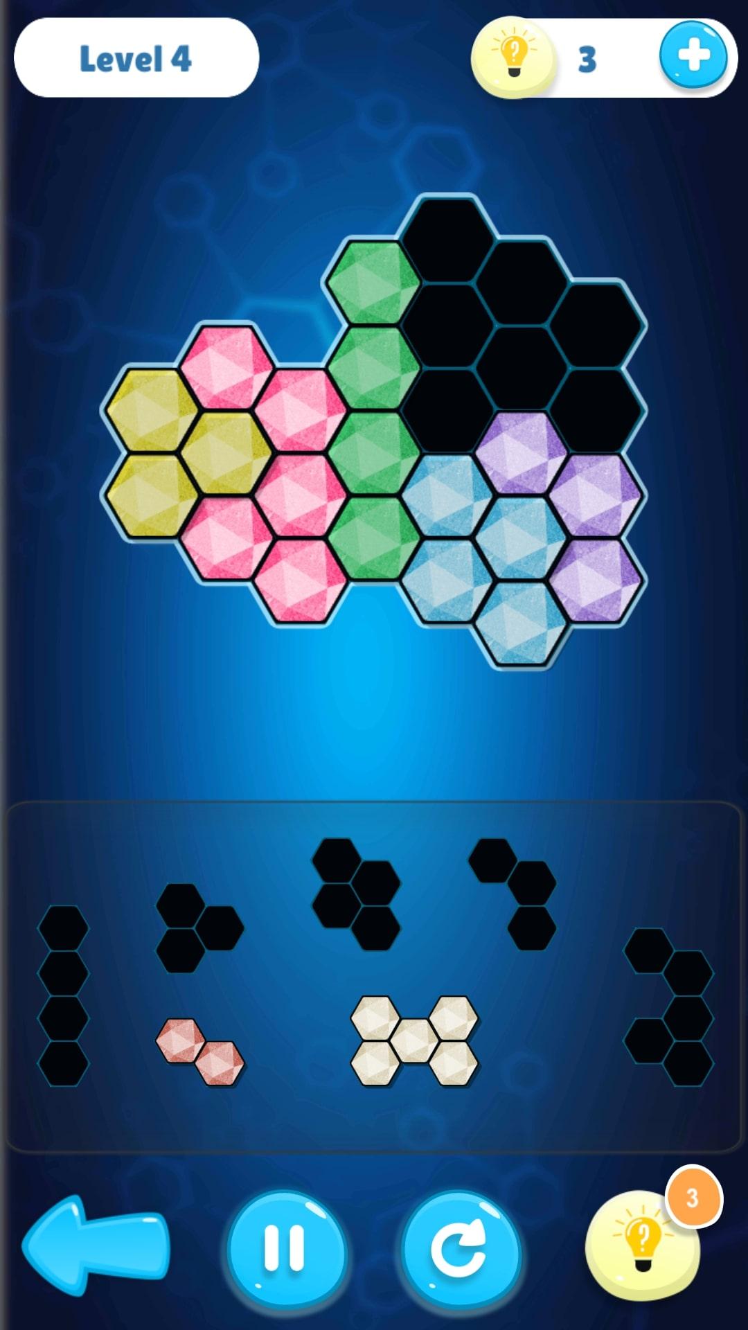 Screenshot 5: Hexa Puzzle Collection