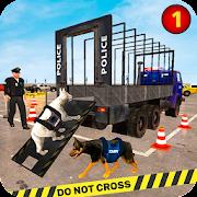 US Police Dog Transport: