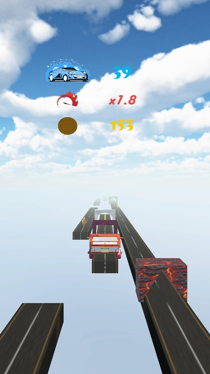 Screenshot 2: CAR DASH